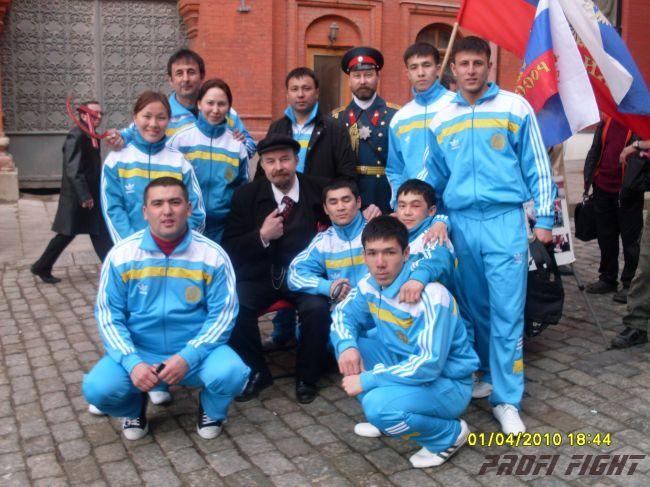 Наша команда в Москве951