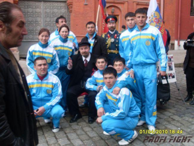 Наша команда в Москве949