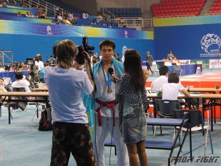 Пекин Всемирные Игры СпортАкорд 2010360