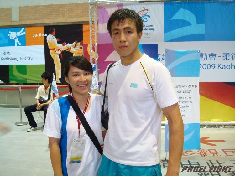 Всемирные игры город Гаосюн 2009829