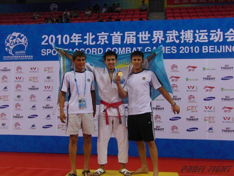 Пекин Всемирные Игры СпортАкорд 2010359