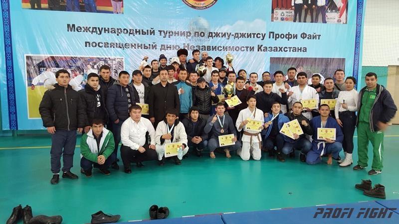 Международный турнир по джиу-джитсу Профи Файт. Алматы. 19-20 декабря 20151698