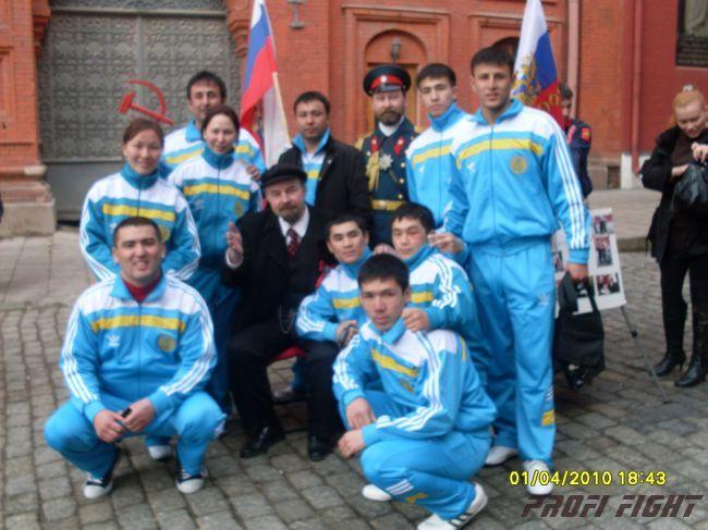 Наша команда в Москве948