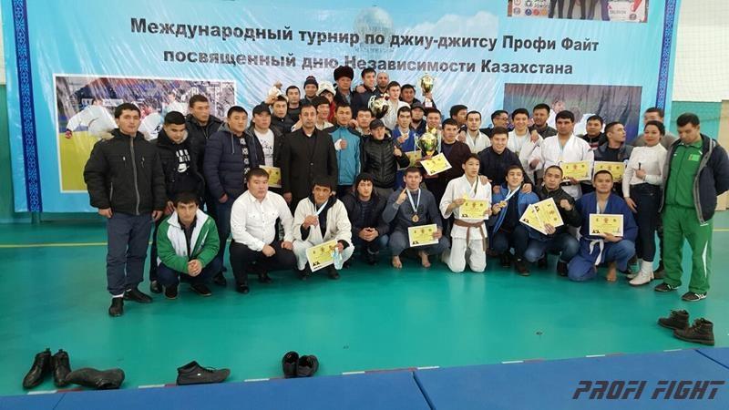 Международный турнир по джиу-джитсу Профи Файт. Алматы. 19-20 декабря 20151697