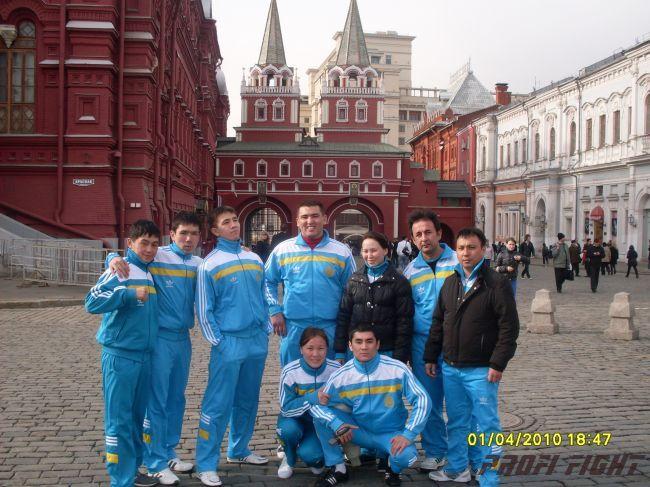 Наша команда в Москве952
