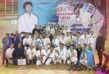 2й - чемпионат Азии по Combat Ju-Jitsu (Profi Fight)
