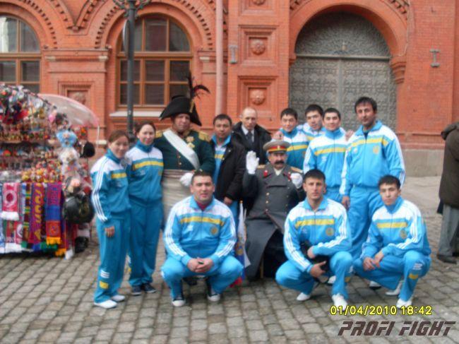Наша команда в Москве947