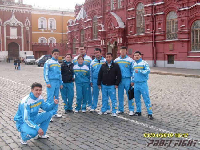 Наша команда в Москве953