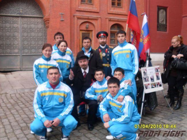 Наша команда в Москве950