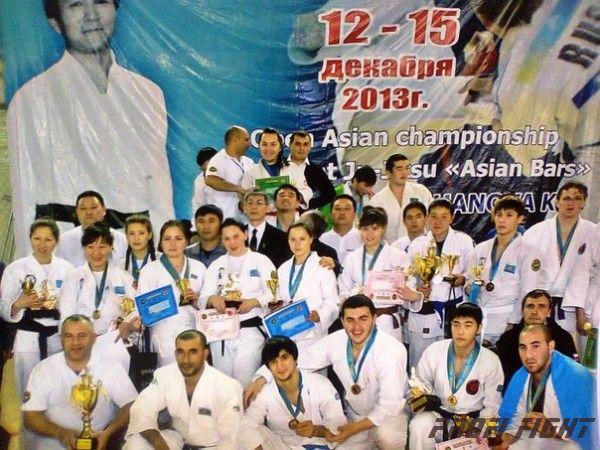 чемпионат Азий по Джиу Джитсу Профи Файт 2013