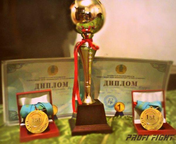Награды по джиу-джитсу